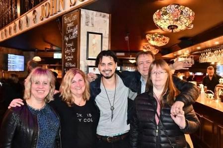 John Scotts Pub, Stockholm 21 december 2018