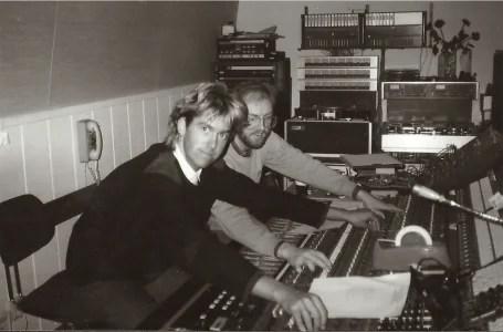 Per Gessle & Björne Boström