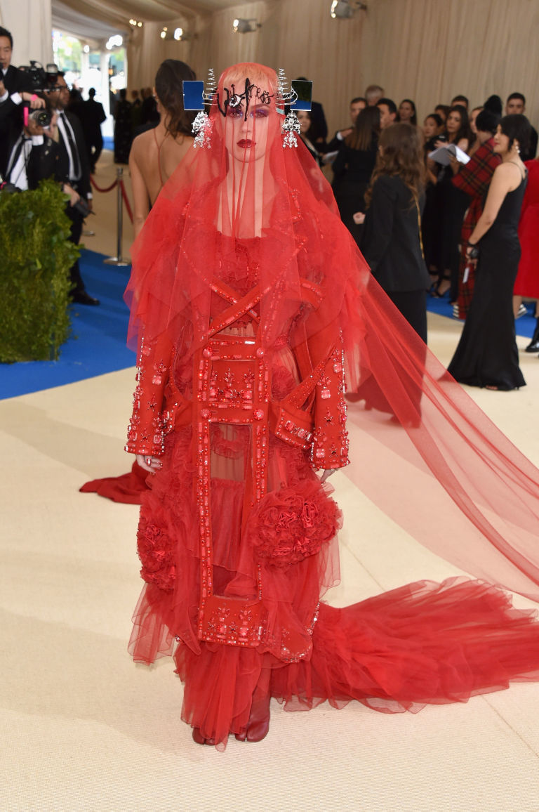 Image result for katy perry met gala 2017