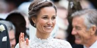 Pippa Middleton Recycled A Bridal Accessory She Wore To ...