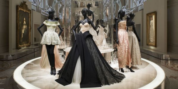 Dior' Breathtaking Paris Exhibition Fashion House Celebrating 70th