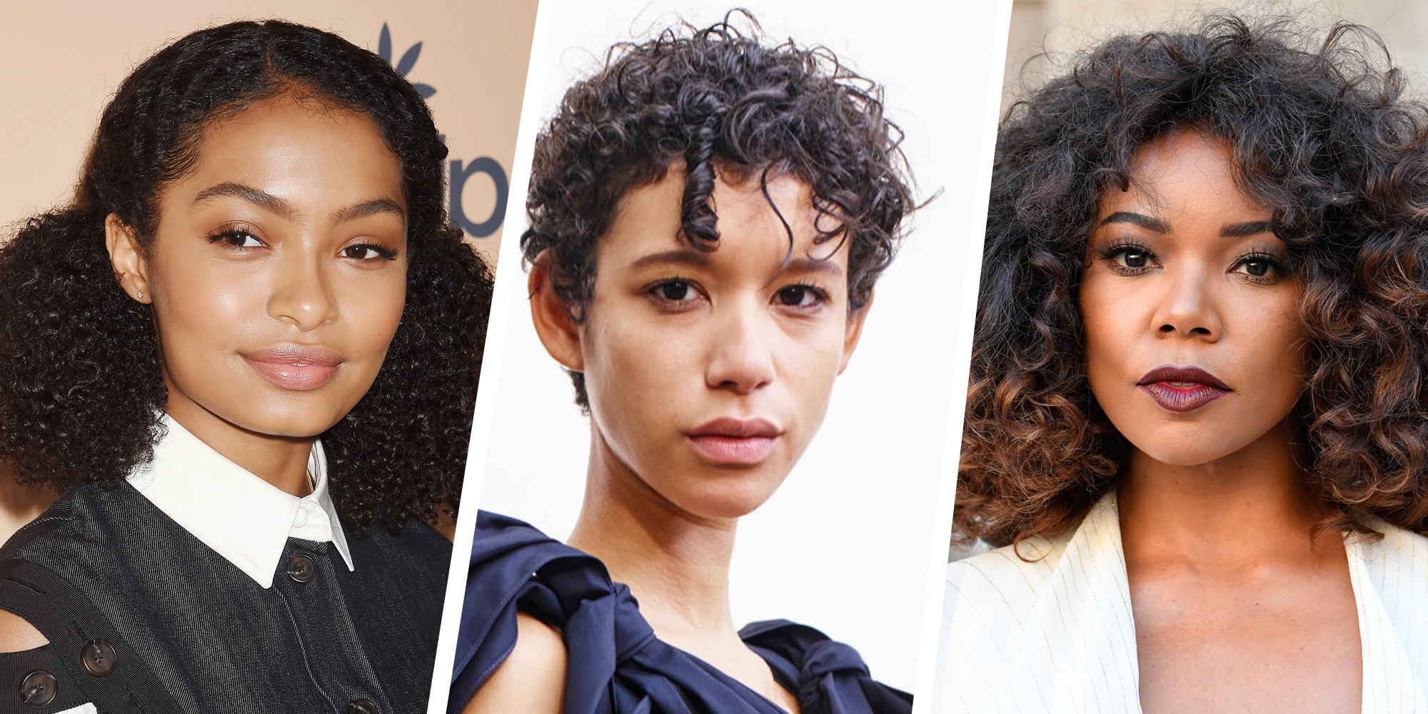 19 Easy Curly Hairstyles How To Style Long Medium Or