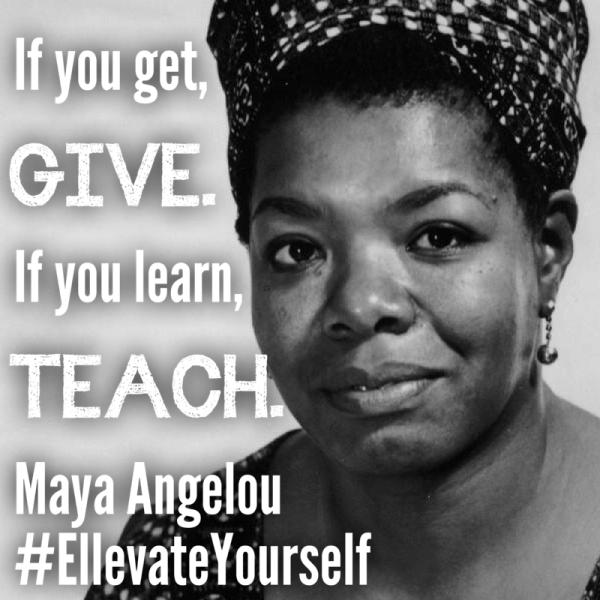 Quotes Empowered Women Inspire Ellevate