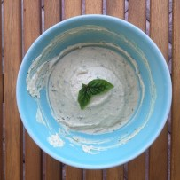 Herby Cashew Cheese