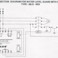 Single Phase Water Pump Control Panel Wiring Diagram Bathroom Drainage Ellico Level Controller 44