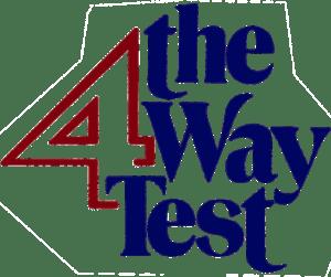 4 way test