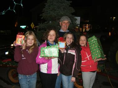 Irish Christmas 2009