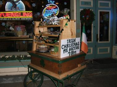 Pies Irish Christmas 2009