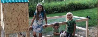 How to Build a Chicken Tractor | Ellie and Her Chickens