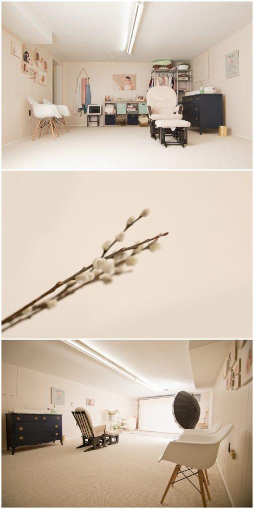 Ellie B Photography's Studio