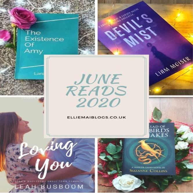June reads 2020