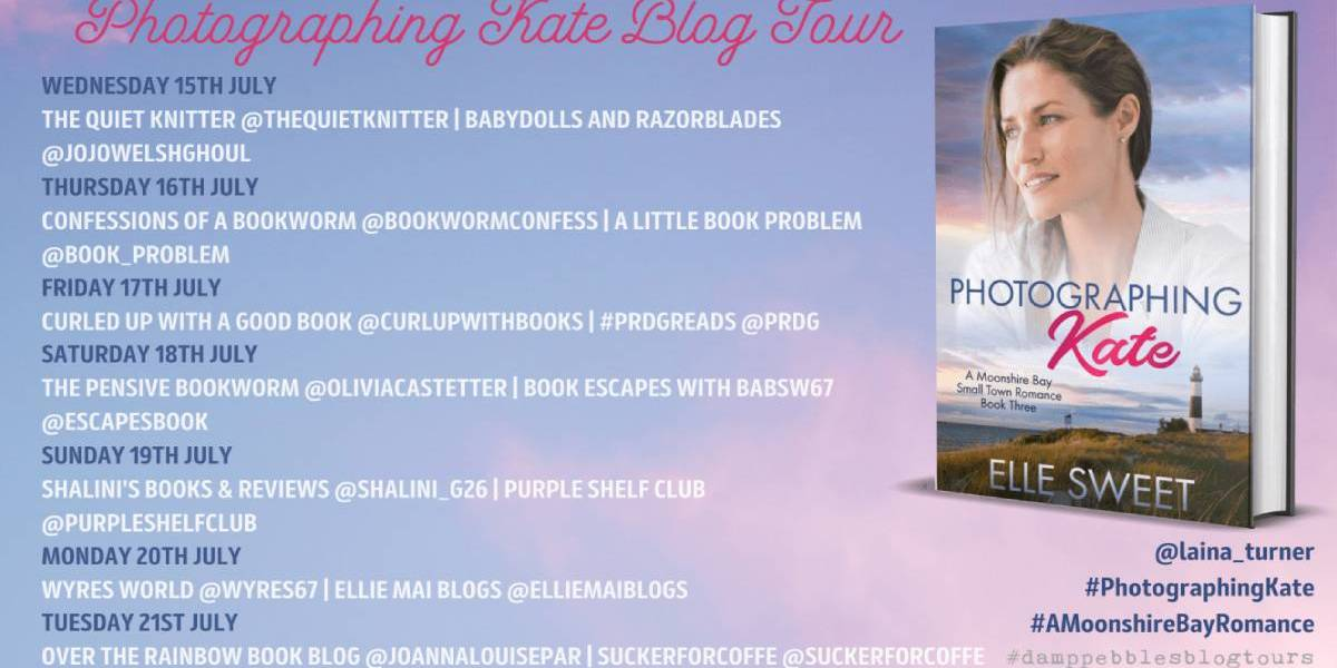 Blog Tour: Photographing Kate by Elle Sweet