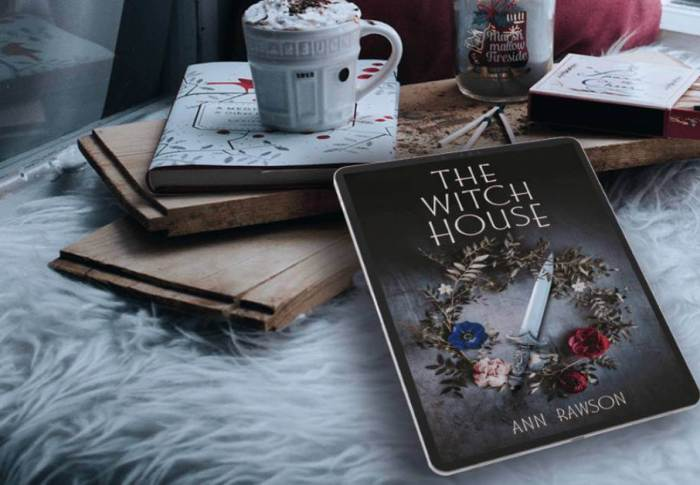 Blog Tour: The Witch House by Ann Rawson