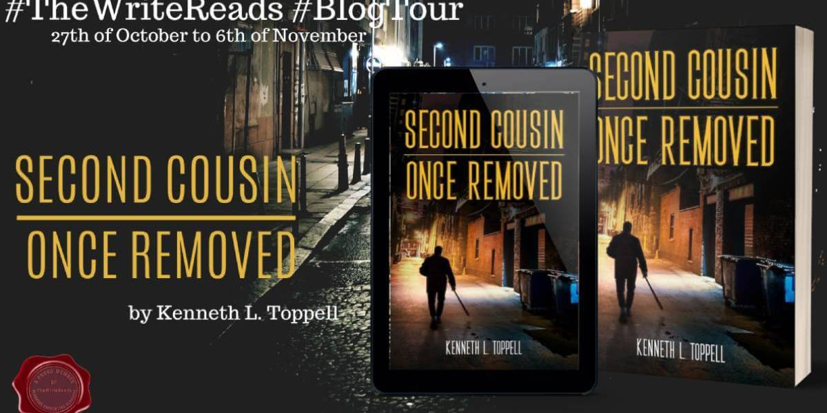 Second Cousins Once Removed | Blog Tour