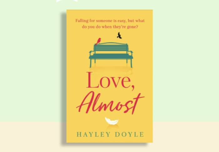 Love Almost by Hayley Doyle