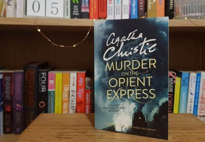 Murder on the Orient Express by Agatha Christie | Book Review