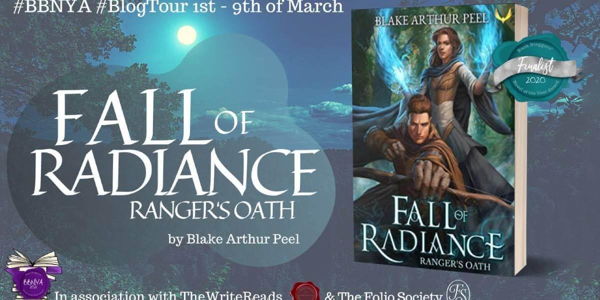 Ranger's Oath by Blake Arthur Peel | BBNYA Blog Tour