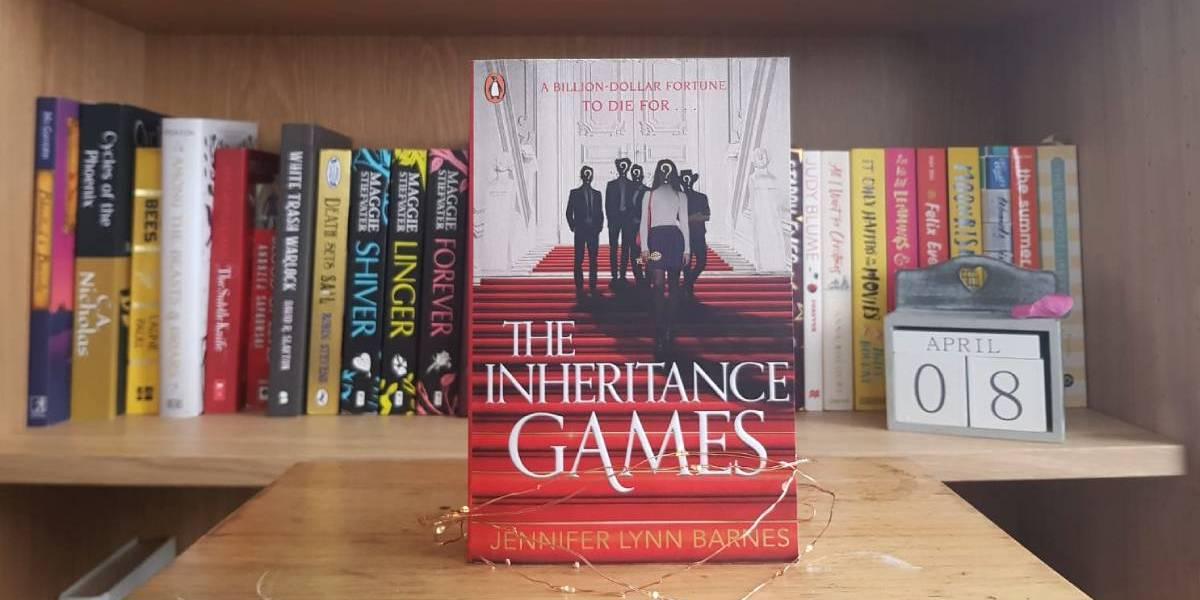 The Inheritance Games by Jennifer Lynn Barnes