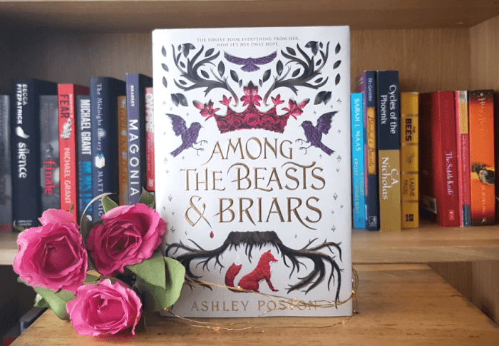 Among the Beasts and Briars by Ashley Poston | Book Review