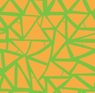 orange triangles