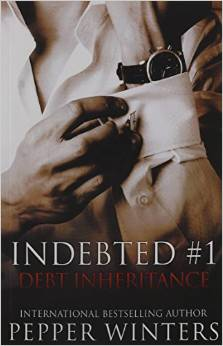 Book Review: Pepper Winters…Debt Inheritance Books 1-3