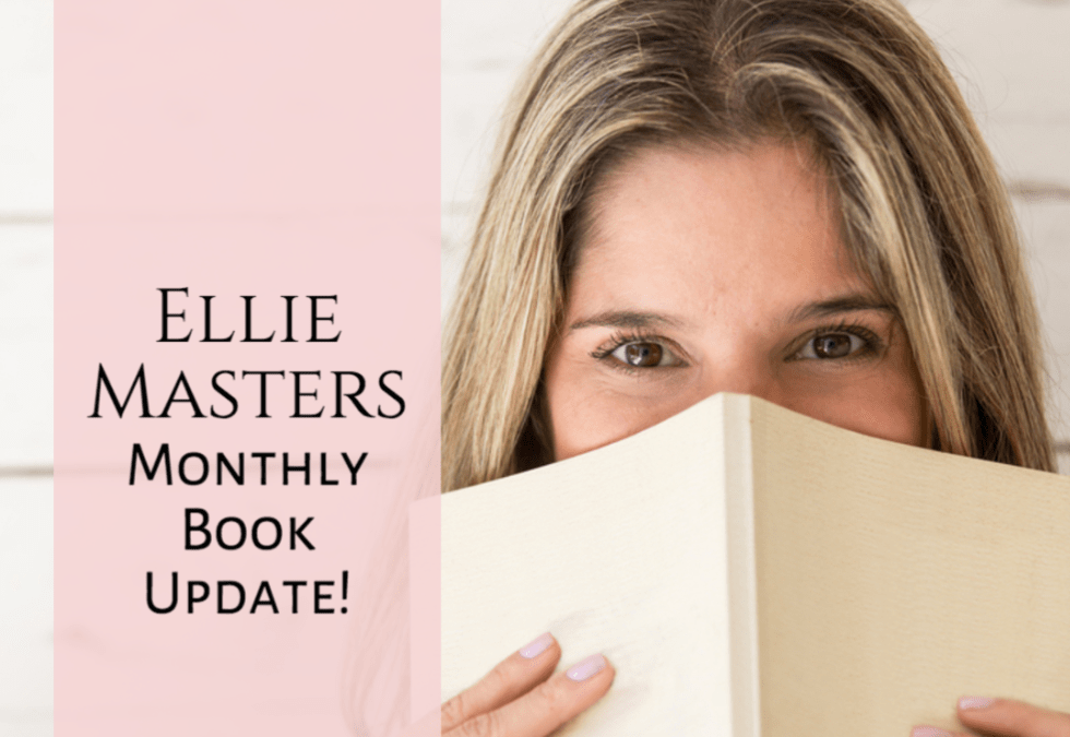 Ellie's May Monthly Book Update