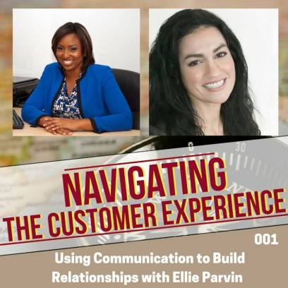 Customer Service Podcast Interview