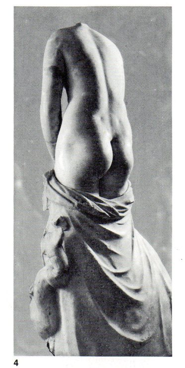 Aphrodite from Syracuse. Roman Marble copy after original of about 150 BC. Museo Archeologico Nazionale, Syracuse, Italy. P35.