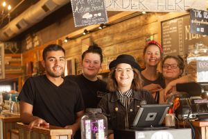 Ellijay Coffee House Staff