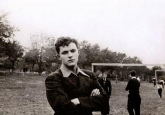 Private Joe Gertel, North Nova Scotia Highlanders, Montreal.