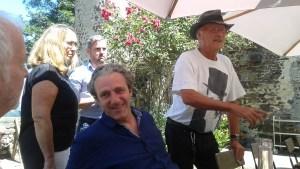 Claude CARRIERE ,Laurent MIGNARD et André WENTZO