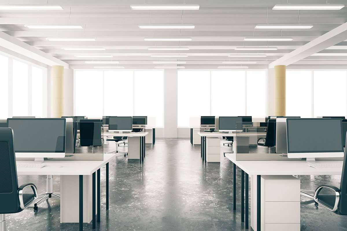 are open concept offices working?