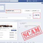 Κάτι δεν πάει καλά στο facebook. Υπάρχουν likes σε σελίδες ή ομάδες που ποτέ δεν έχετε κάνει;