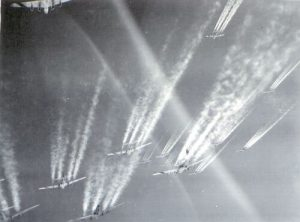 100th Bomb Group over Germany