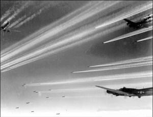 B-17formation