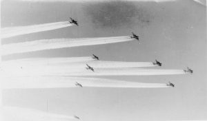 B-17s of the 379th Bomb Group 1943 Miles F. Lisenby