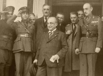 22 Νοεμβρίου 1940: Ο Μεταξάς ανακοινώνει την κατάληψη της Κορυτσάς