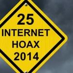 Ψηφοφορία – Τα 25 πιο τρελά hoaxes του 2014.