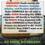 ΠΡΟΣΟΧΗ: Οι τροφές περιέχουν δεσοξυριβονουκλεϊκό οξύ!