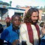 Καταρρίπτεται – Είδαν μακρυμάλλη τουρίστα και τον μπέρδεψαν με τον Χριστό στη Ζάμπια.