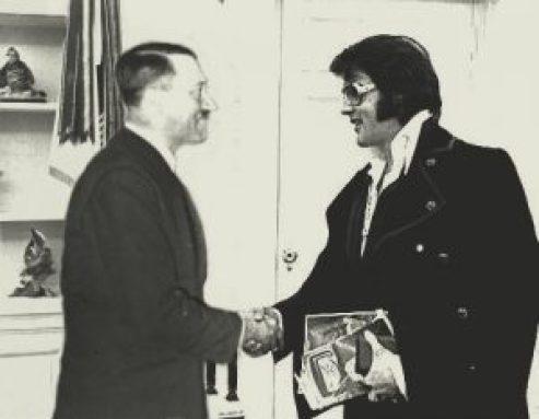 Hitler and Elvis 1