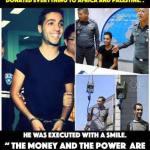 Καταρρίπτεται – Εκτελέστηκε ο Hamza Bendelladj με το χαμόγελο στο πρόσωπο!