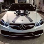 Κερδίστε 3 Εκπληκτικές Mercedes-Benz E63 AMG