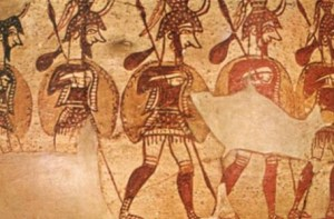 Mycenaean-Greeks-serve-Egyptian-military-of-Ramesses-456x300