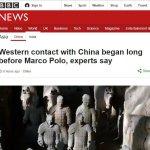 Τι σχέση είχαν οι Αρχαίοι Έλληνες με τη κατασκευή του Κινεζικού στρατού από τερακότα;