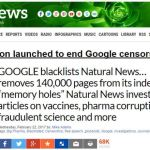Η Google βάζει «φρένο» σε μια από τις μεγαλύτερες ιστοσελίδες ψευδών ιατρικών ειδήσεων