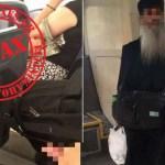 Συνελήφθη ο ρασοφόρος που παρενοχλούσε σεξουαλικά γυναίκες σε λεωφορεία της Θεσσαλονίκης;