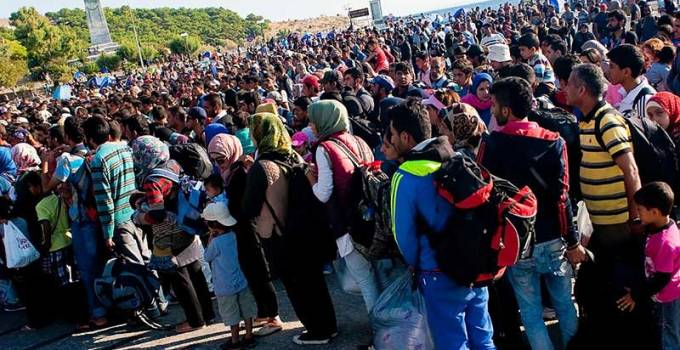 Πρόσφυγες Ελλάδα