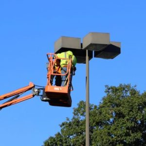 Elliott Electric | Electrical Service | Bucket Truck