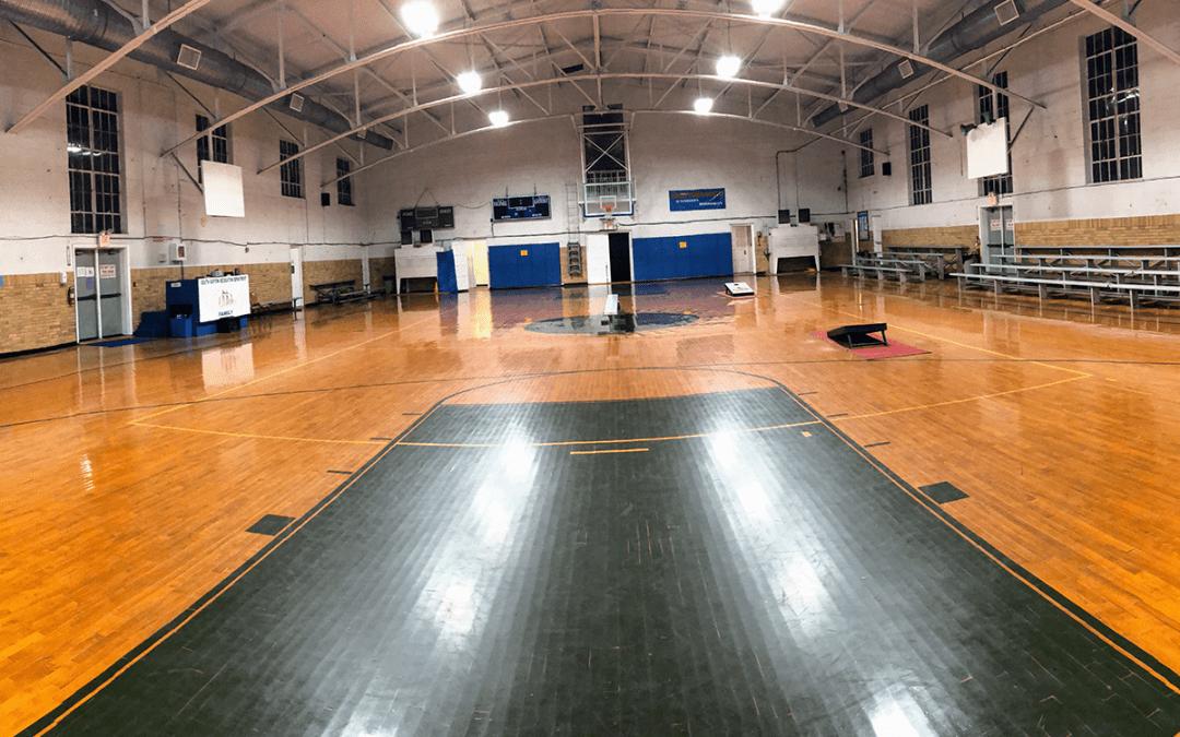 Recreation Center LED Upgrades